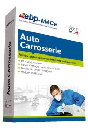EBP.Méca - Boite Auto Carrosserie