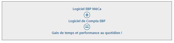 EBP.Méca et EBP Compta